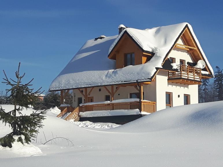 Chata Wielki Potok -Domek i Apartamenty