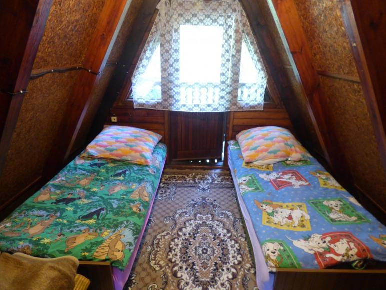 sypialnie na piętrze