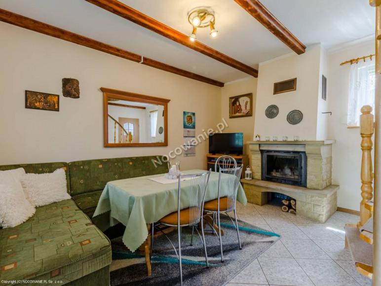 Domek nr 1-salonik wypoczynkowy