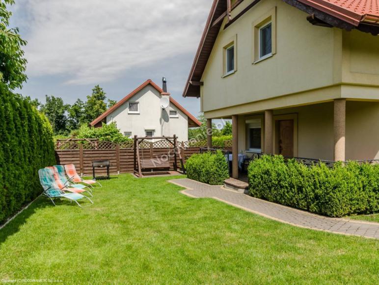 Domek nr 2-ogród