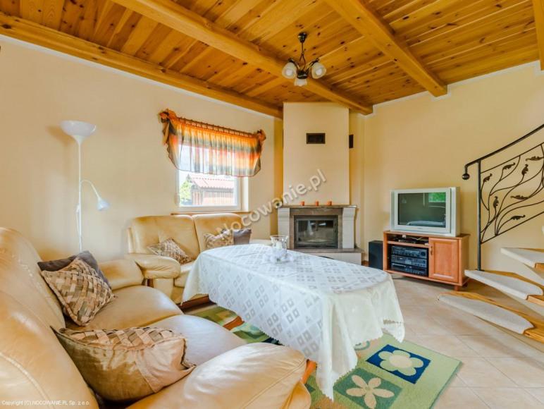 Domek nr 2-salonik wypoczynkowy