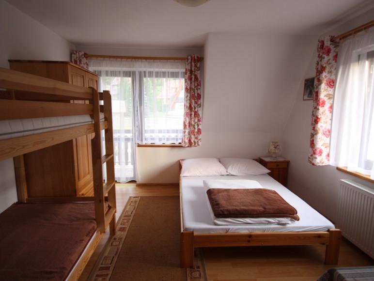 Pokój nr 3/II piętro