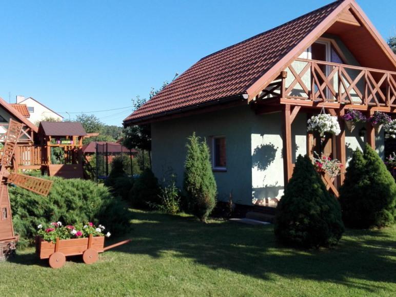 Domki letniskowe Kruklanki k. Giżycko Mazury