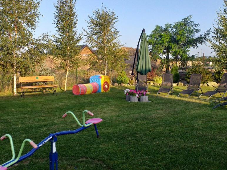 Ogród do zabawy