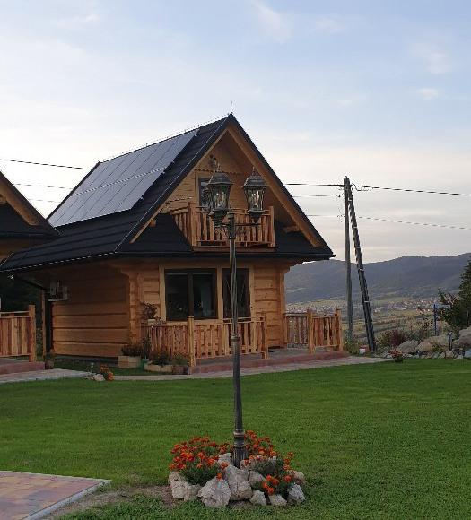 Domki Zielone Skałki