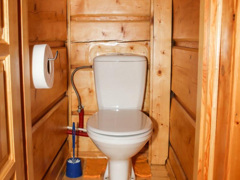 Osobna toaleta