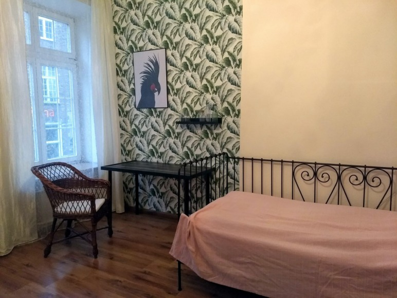 Apartament Piwna sypialnia