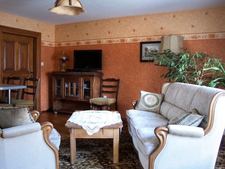 Salon Apartament Pomarańczowy
