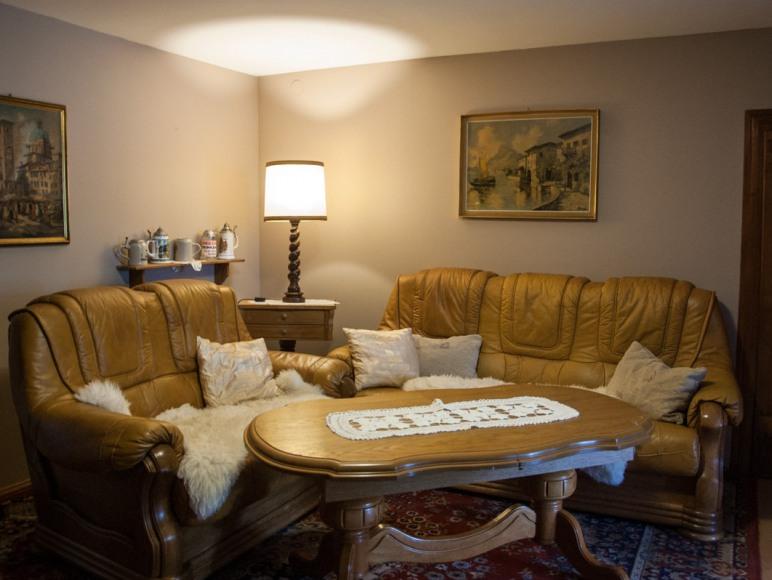 Salon Duży Apartament