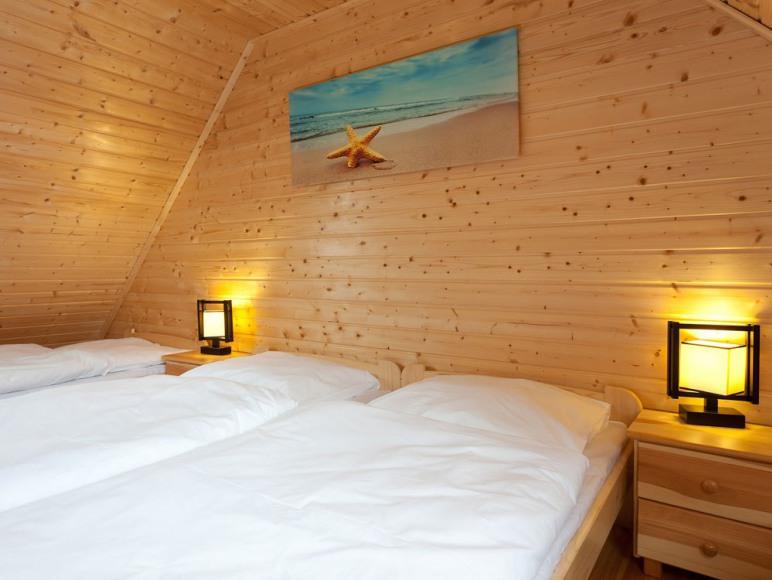 Komfortowe Domki Letniskowe Marlin