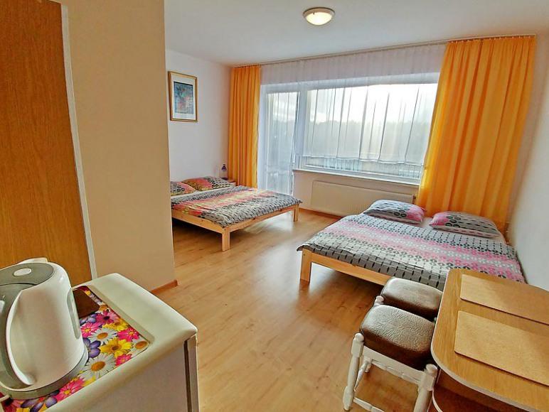 pokój 4- osobowy / balkon