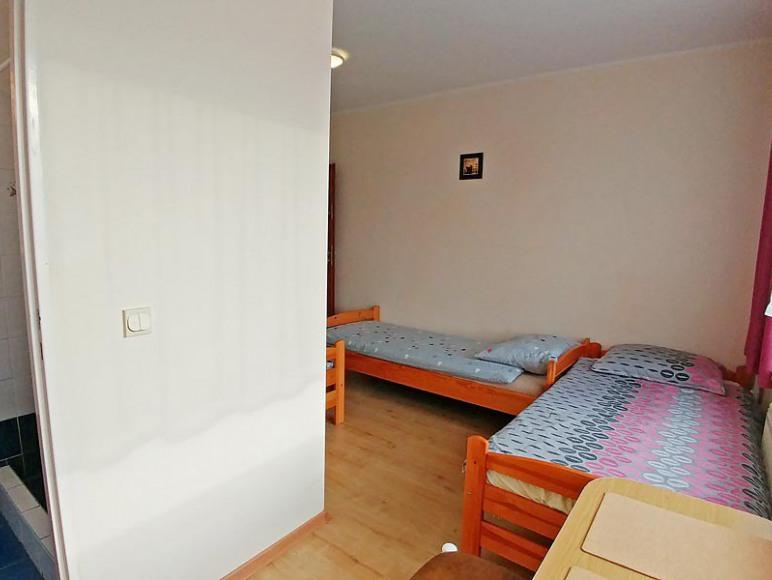 pokój 3- osobowy / balkon