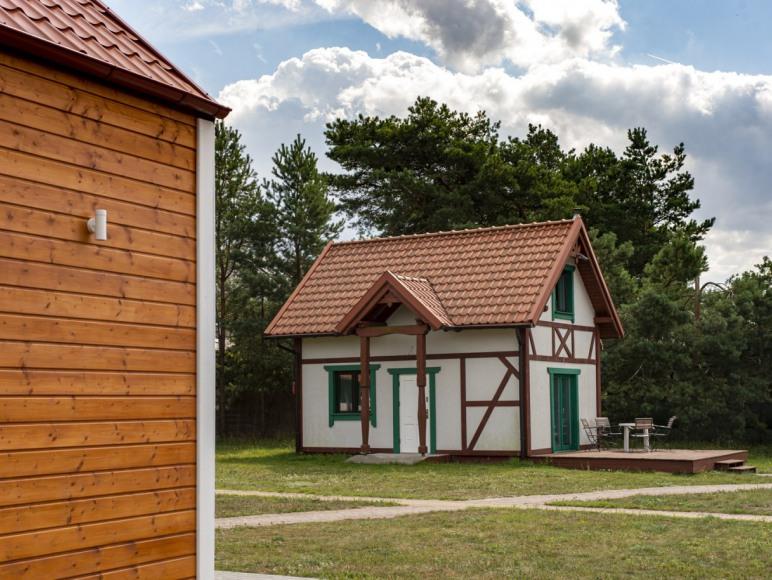 Domek Osada Rybacka