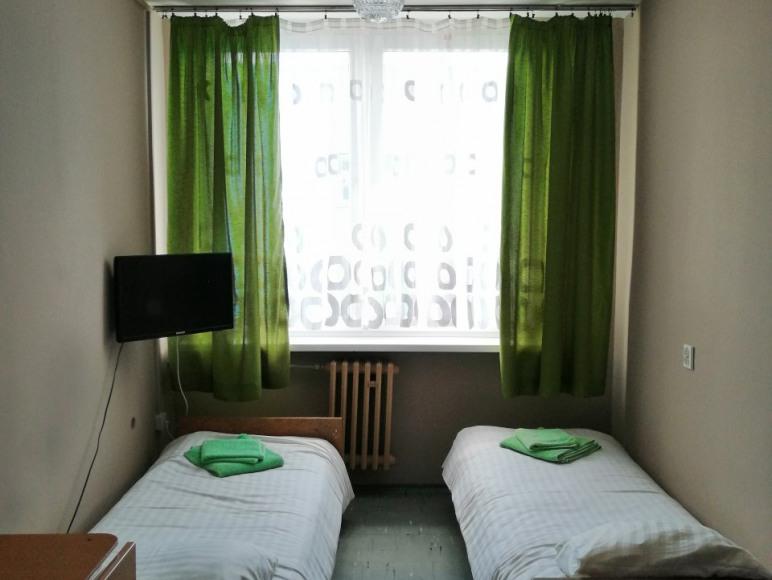 pokój standard hostel