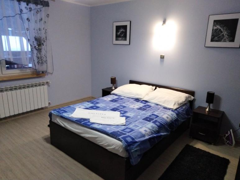 Sypialnia studio