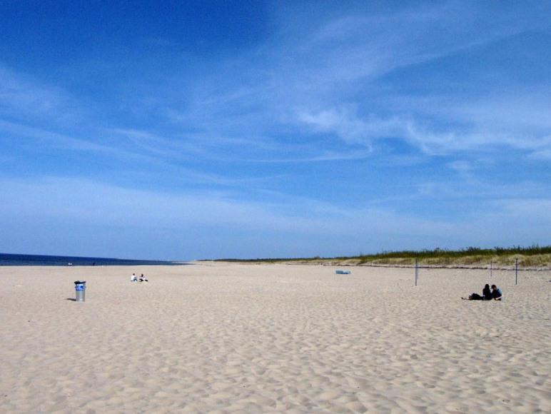 8. plaża Stogi