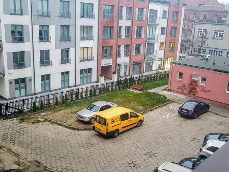 Romantic Old City Gdańsk- apartament z parkingiem