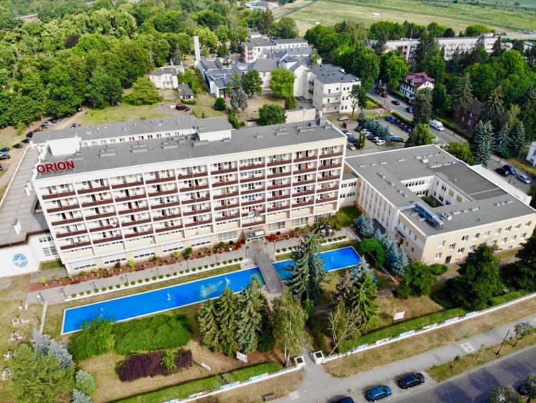 """SP ZOZ Sanatorium Uzdrowiskowe MSWiA """"Orion"""""""