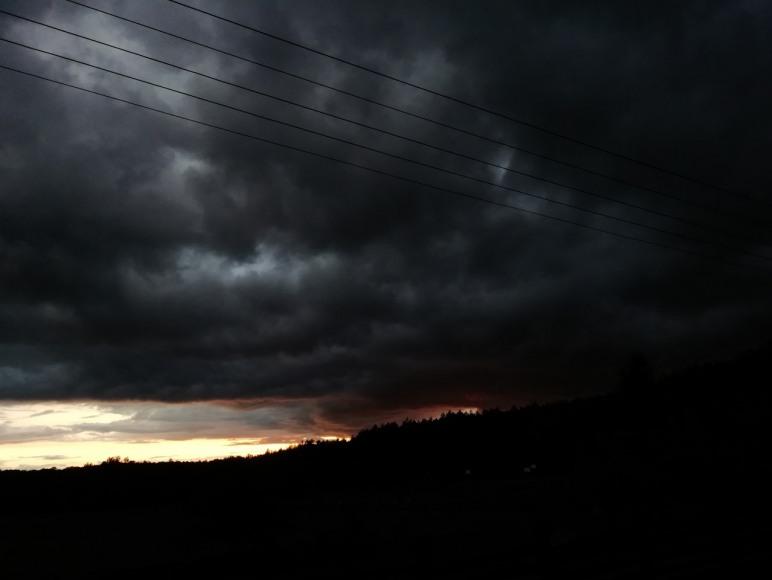 Przed burzą