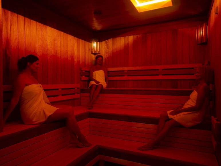 """Sauna sucha SPA w """"Biawena"""" Ośrodek Uzdrowiskowy"""