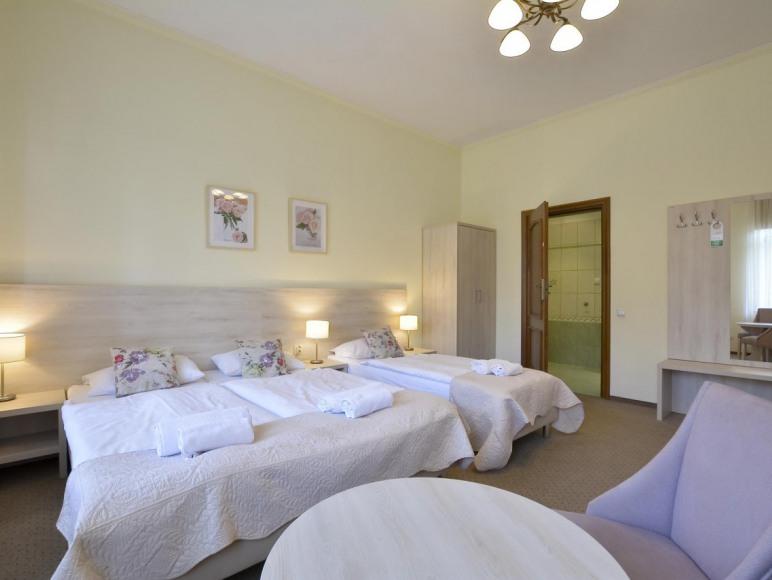 Villa Antica Kudowa Zdroj Pensjonat Spa Hotel