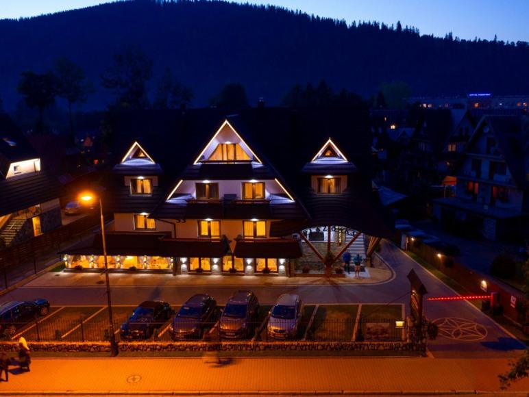 Willa*** Płazówka w centrum Zakopanego