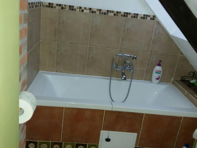 poddasze łazienka