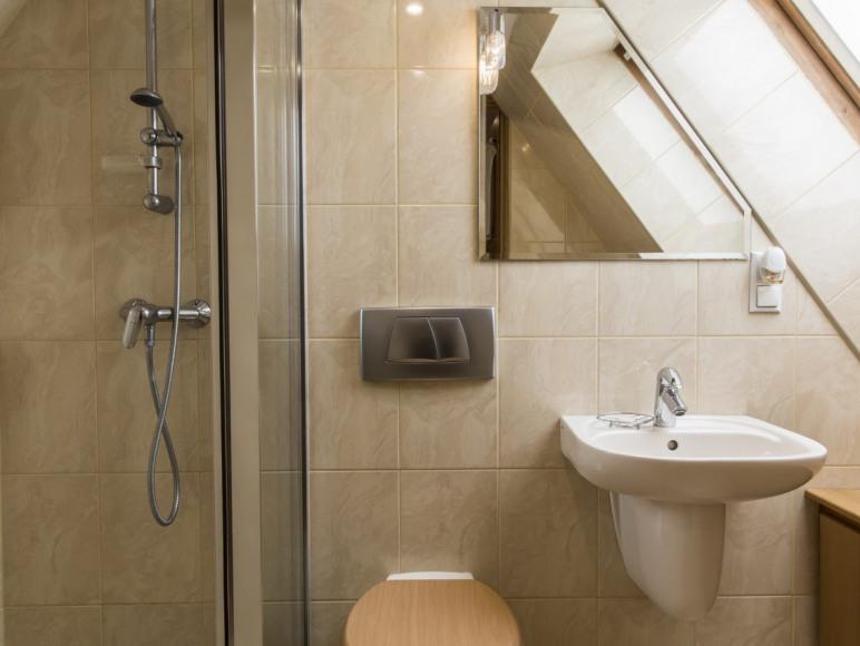 łazienka pokoju nr 1