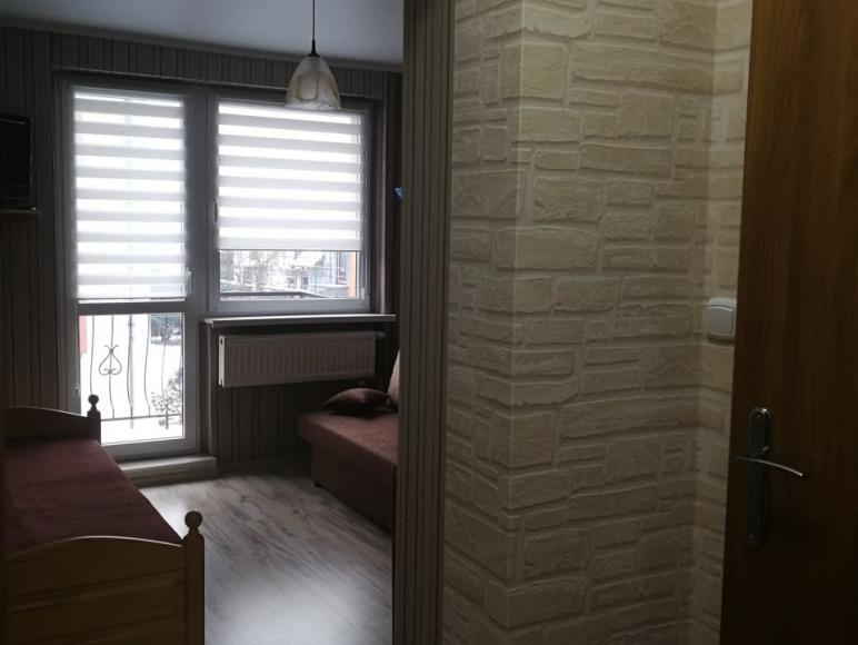 Pokój nr.5 - 3 osobowy z łazienką,balkonem.