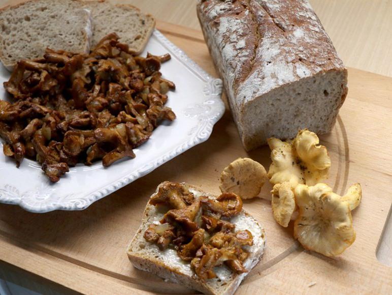 Swojski chleb...