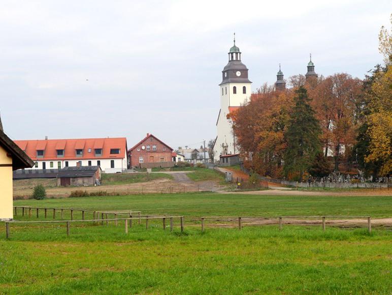 Kościół Św. Mikołaja-Sanktuarium Kalwaryjskie w Wielu