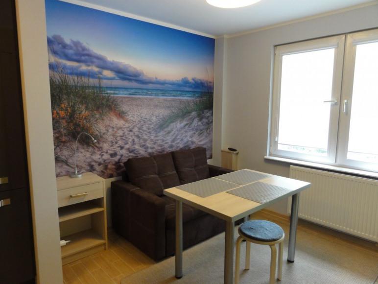 Apartament 150 m od plaży - na tydzień