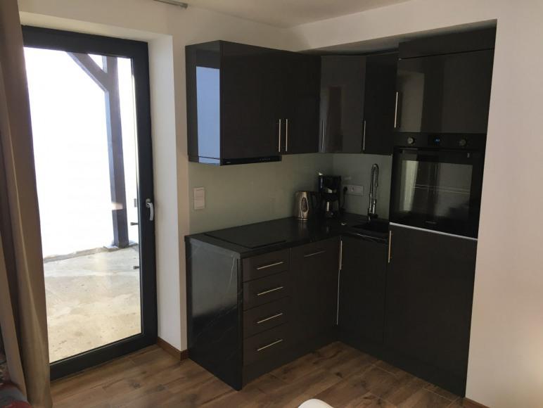 Kuchnia - Apartament 1