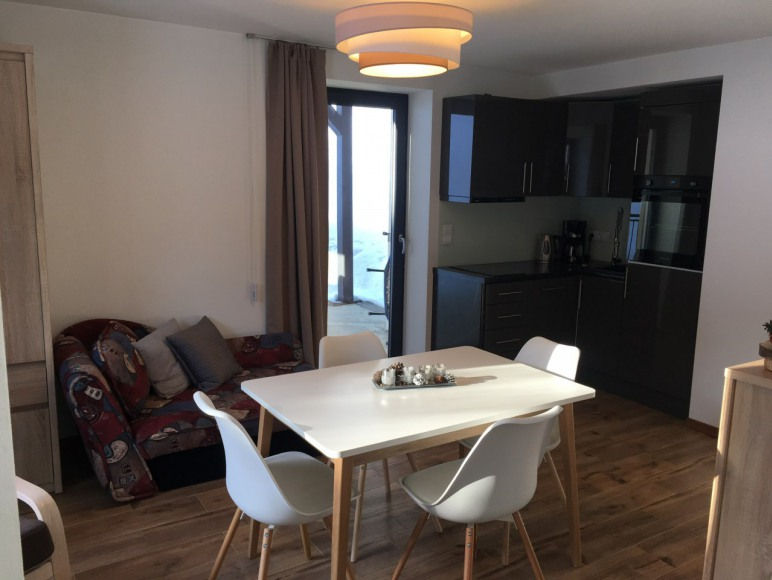 Jadalnia - Apartament 1