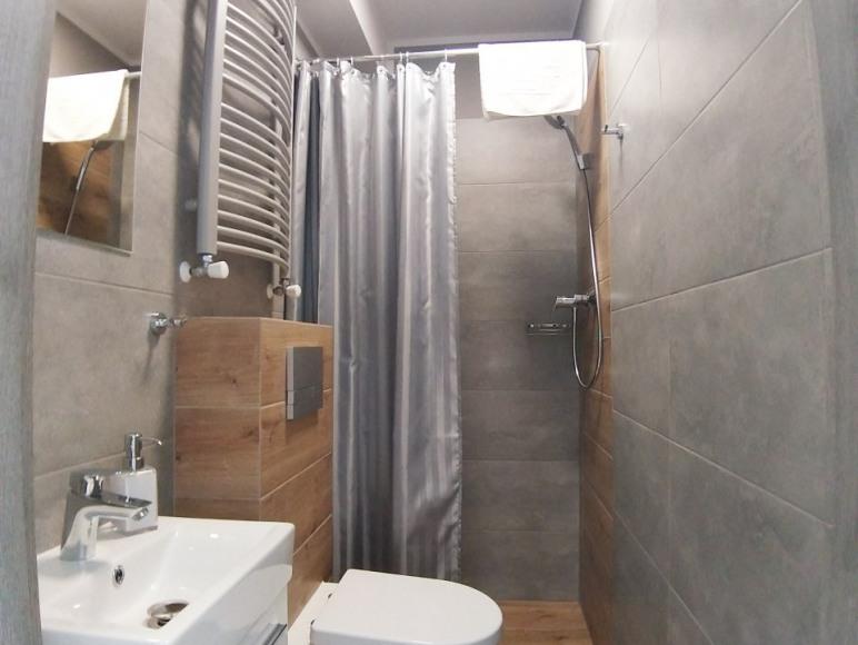 Sandra I łazienka