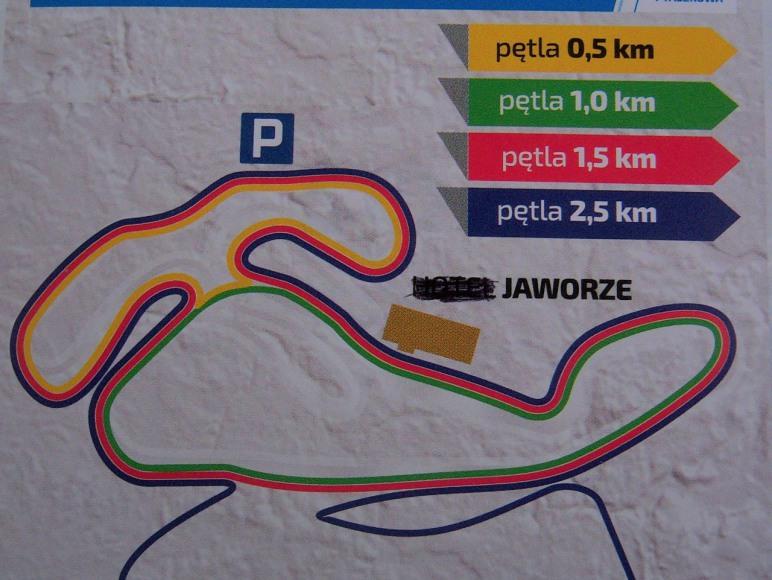 Narciarskie trasy biegowe