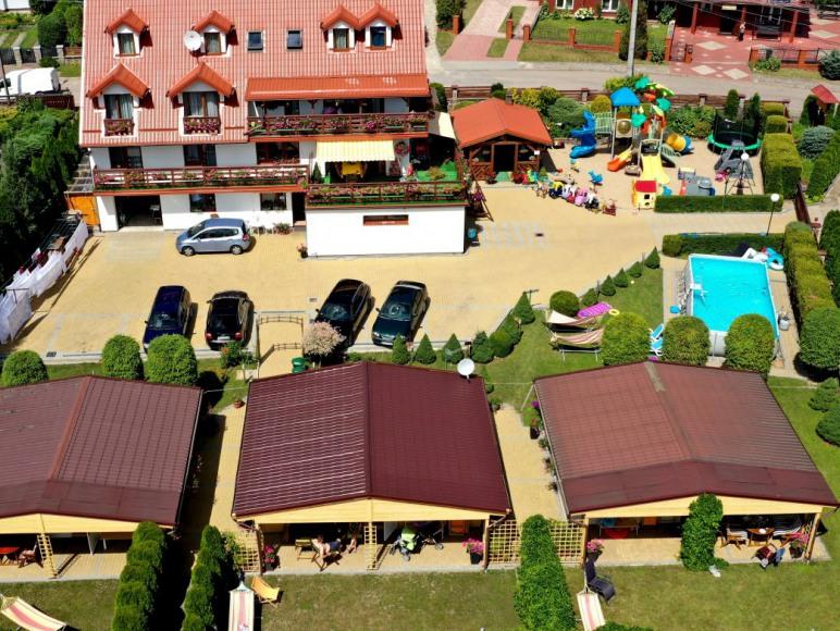 Aparthotel & Relax apartamenty , domki dla rodzin