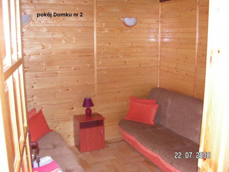 Domek nr 2 pokój parter
