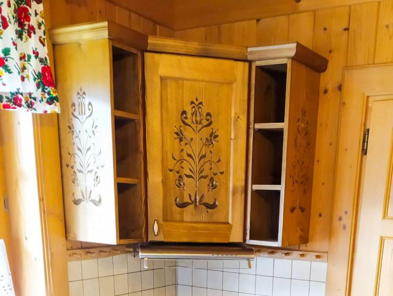 """Segment""""Jaś""""- kuchnia"""