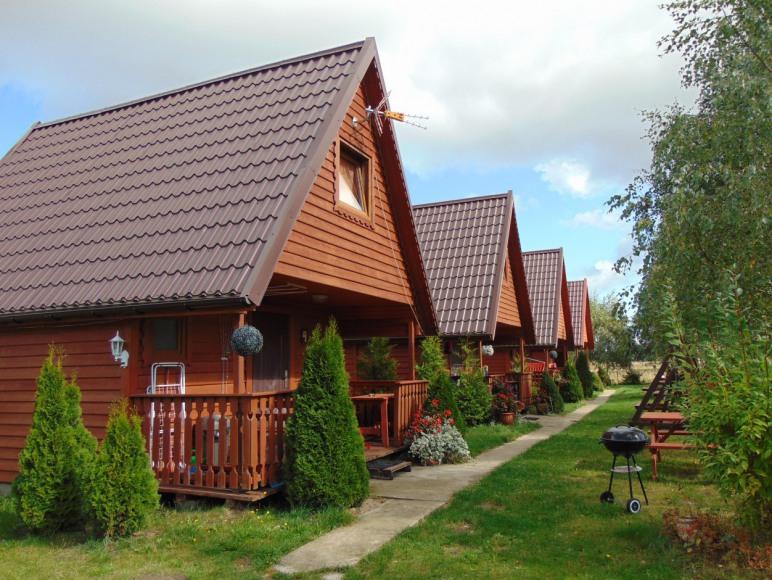 Domki Leniskowe - Kanzas
