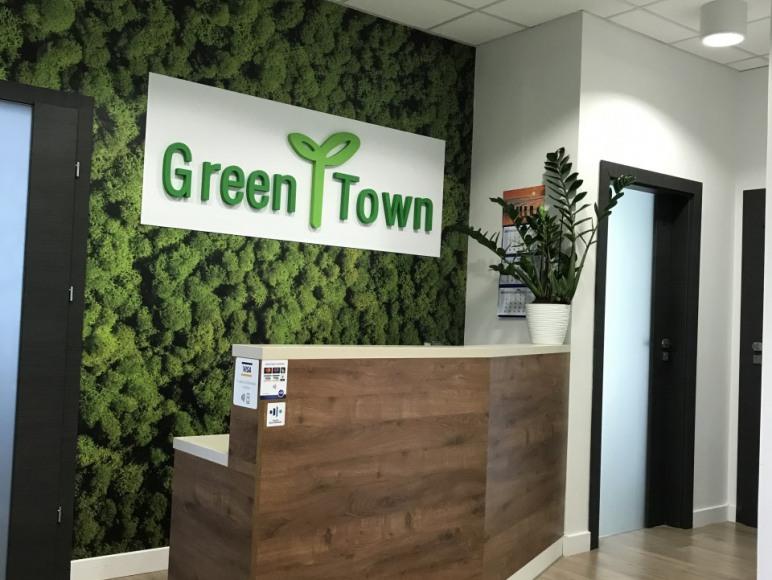 Green-Town Noclegi