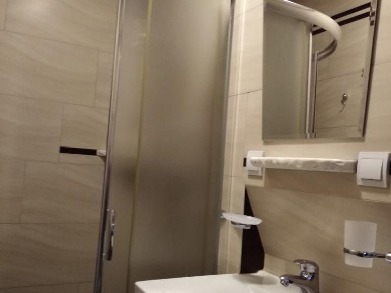 Domek nr 1 łazienka