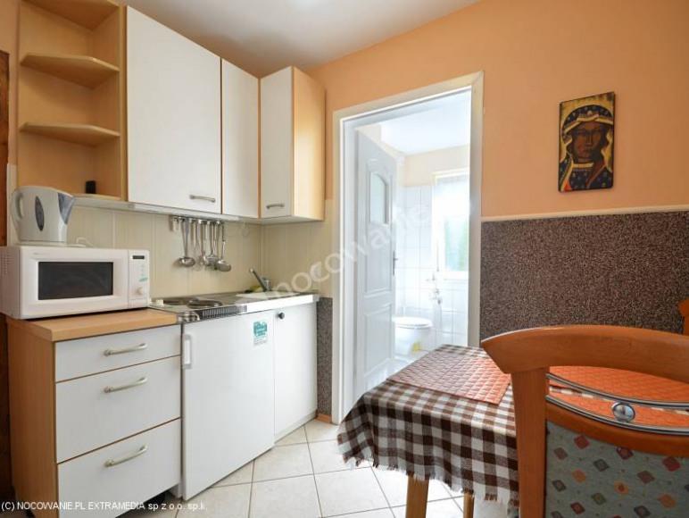 kuchnia pokoju nr. 10