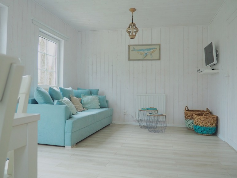domek plażowy kopalino