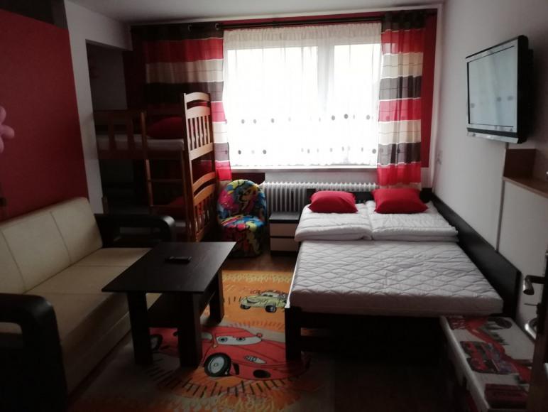 pokój rodzinny 4 osobowy
