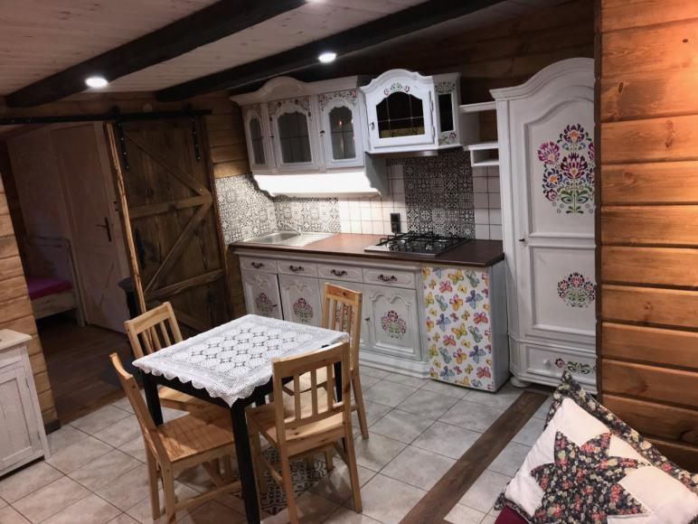 II domek- aneks kuchenny