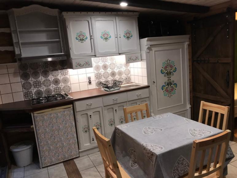 III domek aneks kuchenny