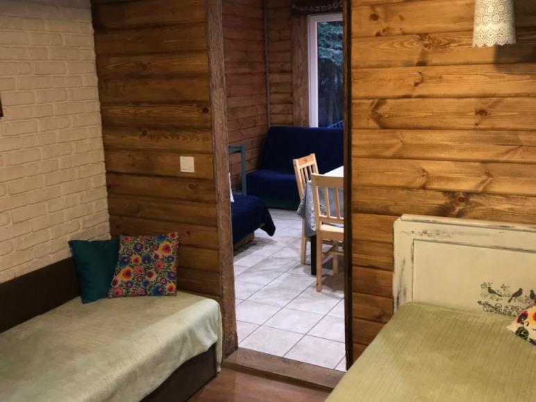 III domek- pokój