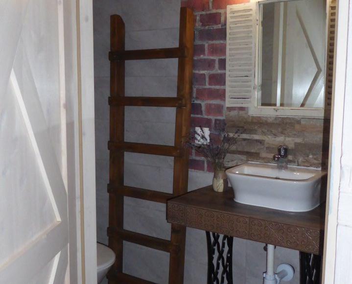 II domek - łazienka