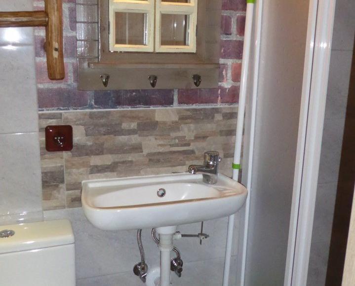 III domek - łazienka